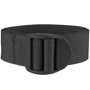Trok Samozaciskowy Mil-Tec 25mm z Klamrą 120cm Czarny