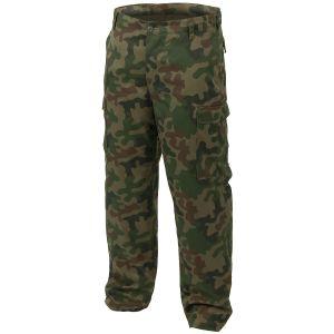 Spodnie Mil-Tec BDU Ranger PL Woodland