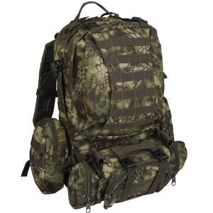 Plecak Mil-Tec Defense Pack Assembly Mandra Wood