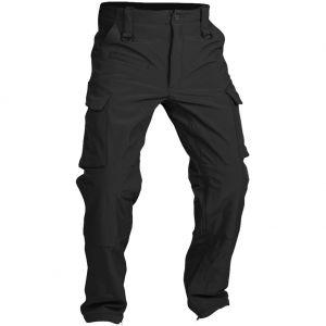 Spodnie Mil-Tec Explorer Soft Shell Czarne