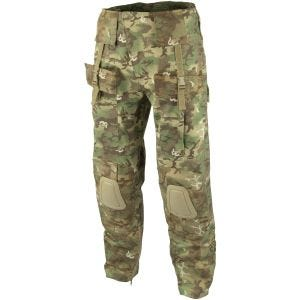 Spodnie Mil-Tec Warrior z Nakolannikami Arid Woodland
