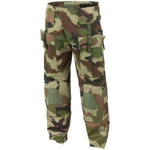 Spodnie Mil-Tec Warrior z Nakolannikami CCE