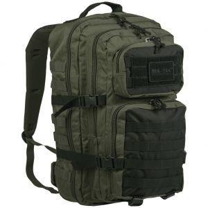 Plecak Mil-Tec US Assault Duży Ranger Green/Czarny
