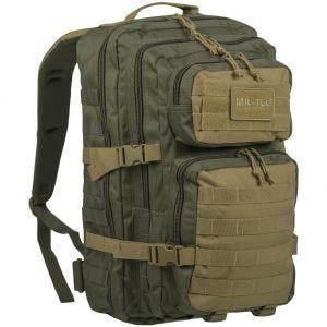 Plecak Mil-Tec US Assault Duży Ranger Green/Coyote