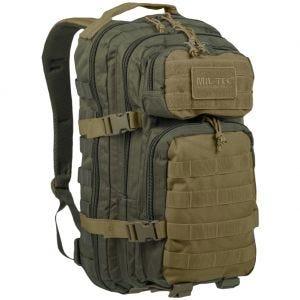 Plecak Mil-Tec US Assault Mały Ranger Green/Coyote