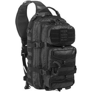 Plecak na Ramię Mil-Tec One Strap Duży Tactical Black