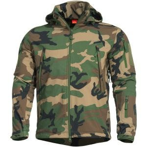 Kurtka Pentagon Artaxes Softshell Woodland