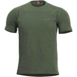 Koszulka Pentagon Levantes Crew Neck Shirt Camo Green