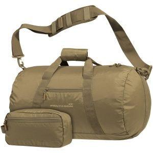 Torba Pentagon Kanon Duffle Bag Bag Coyote