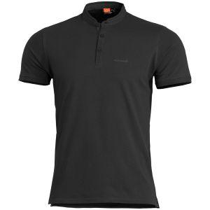 Koszulka Pentagon Levantes Henley Shirt Czarna