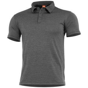 Koszulka Polo Pentagon Notus Quick Dry Charcoal Grey