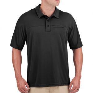 Koszulka Polo Męska Propper HLX Krótki Rękaw Czarna