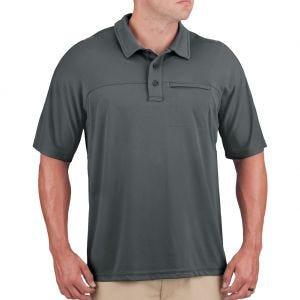 Koszulka Polo Męska Propper HLX Krótki Rękaw Charcoal