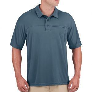 Koszulka Polo Męska Propper HLX Krótki Rękaw Steel Blue