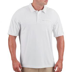 Koszulka Polo Męska Propper HLX Krótki Rękaw Biała