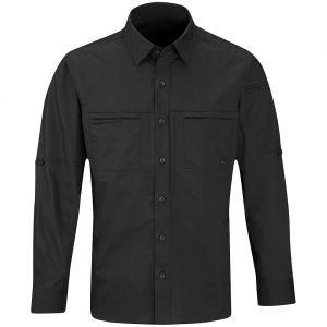 Koszula Męska Propper HLX Długi Rękaw Czarna