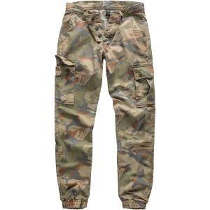 Spodnie Surplus Bad Boys 4-Colour Camo