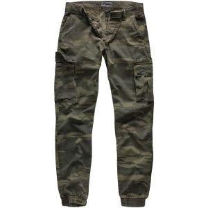 Spodnie Surplus Bad Boys Green Camo