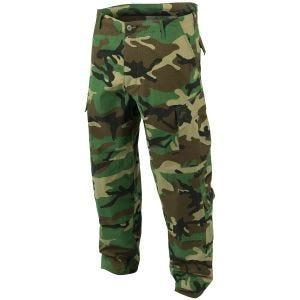 Spodnie Teesar ACU Combat Woodland