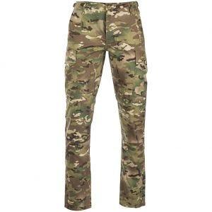 Spodnie Teesar US BDU Ripstop SlimFit Multitarn