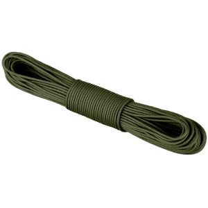 Linka Paracord Atwood Rope 275 Lbs. Olive Green