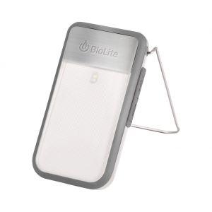 Lampka + Ładowarka BioLite PowerLight Mini Grey