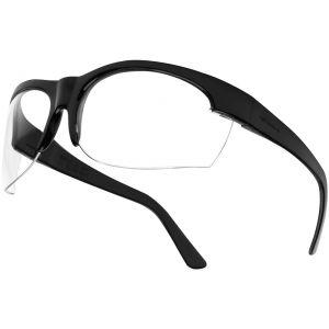 Okulary Taktyczne Bolle Super Nylsun III - Clear - Czarne