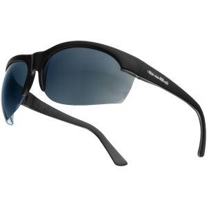 Okulary Taktyczne Bolle Super Nylsun III - Smoke - Czarne
