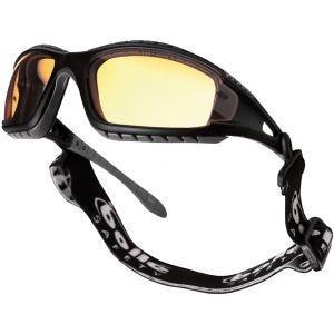 Okulary Taktyczne Bolle Tracker - Yellow - Czarne