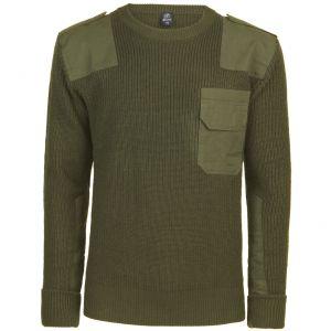 Sweter Brandit BW Oliwkowy