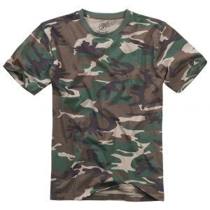 Koszulka T-shirt Brandit Woodland