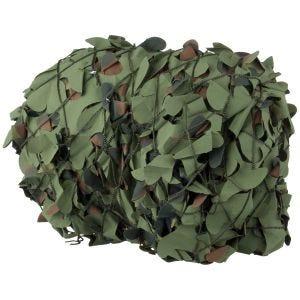 Siatka Maskująca Camosystems Broadleaf Military 3x3 Flecktarn