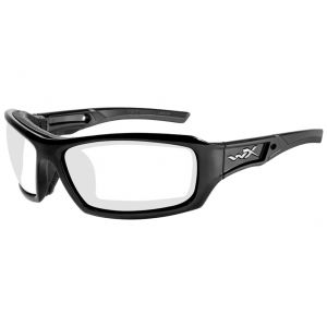Okulary Taktyczne Wiley X WX Echo - Clear - Czarne