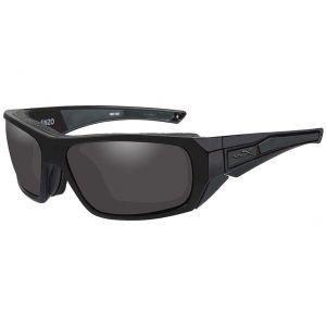 Okulary Taktyczne Wiley X WX Enzo - Smoke - Czarne