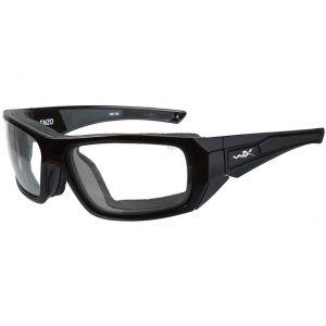 Okulary Taktyczne Wiley X WX Enzo - Clear - Czarne