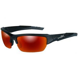 Okulary Taktyczne Wiley X WX Valor - Polaryzacyjne - Black 2 Tone