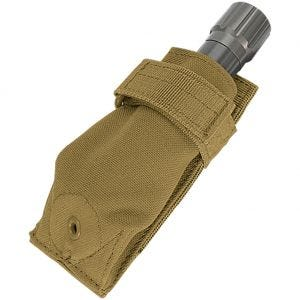 Ładownica na Latarkę Condor Flashlight Pouch Coyote Brown
