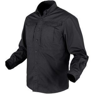 Koszula Condor Tac-Pro Czarna
