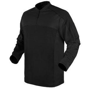 Koszulka z Długim Rękawem Condor Tridient Battle Czarna