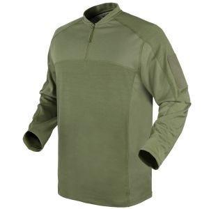 Koszulka z Długim Rękawem Condor Tridient Battle Olive Drab