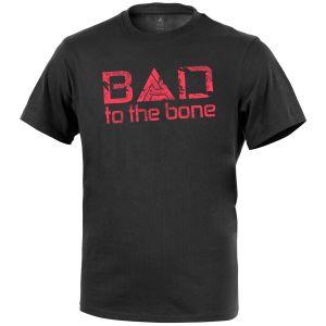 Koszulka T-shirt Direct Action Bad to the Bone Czarna