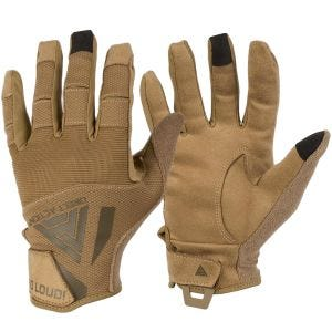 Rękawice Taktyczne Direct Action Hard Gloves Coyote Brown