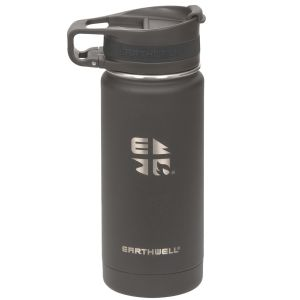 Butelka Earthwell Roaster Loop Vacuum 473ml Volcanic Black