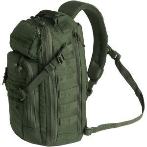 Plecak na Ramię First Tactical Crosshatch Sling Pack OD Green