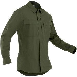 Koszula First Tactical Tactix BDU Długi Rękaw OD Green