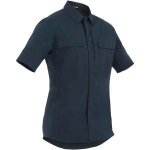 Koszula First Tactical Tactix BDU Krótki Rękaw Midnight Navy
