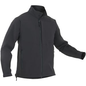 Kurtka First Tactical Tactix Softshell Czarna