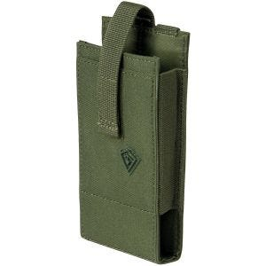 Ładownica na Telefon First Tactical Tactix Media Pouch Duża OD Green