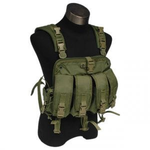 Kamizelka Taktyczna Flyye Pathfinder Chest Harness Ranger Green