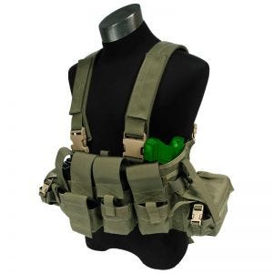 Kamizelka Taktyczna Flyye Tactical LBT 1961A Band Ranger Green